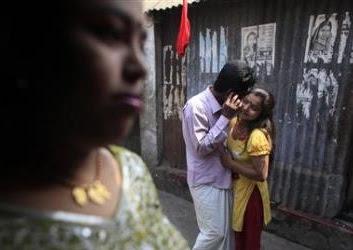 Prostitude Hashi of Bangladesh