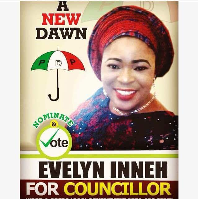 FOR COUNCILLOR