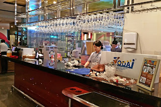 Wine is not included in buffet | www.meheartseoul.blogspot.com