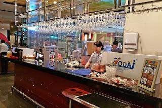 Wine is not included in buffet | www.meheartseoul.blogspot.com