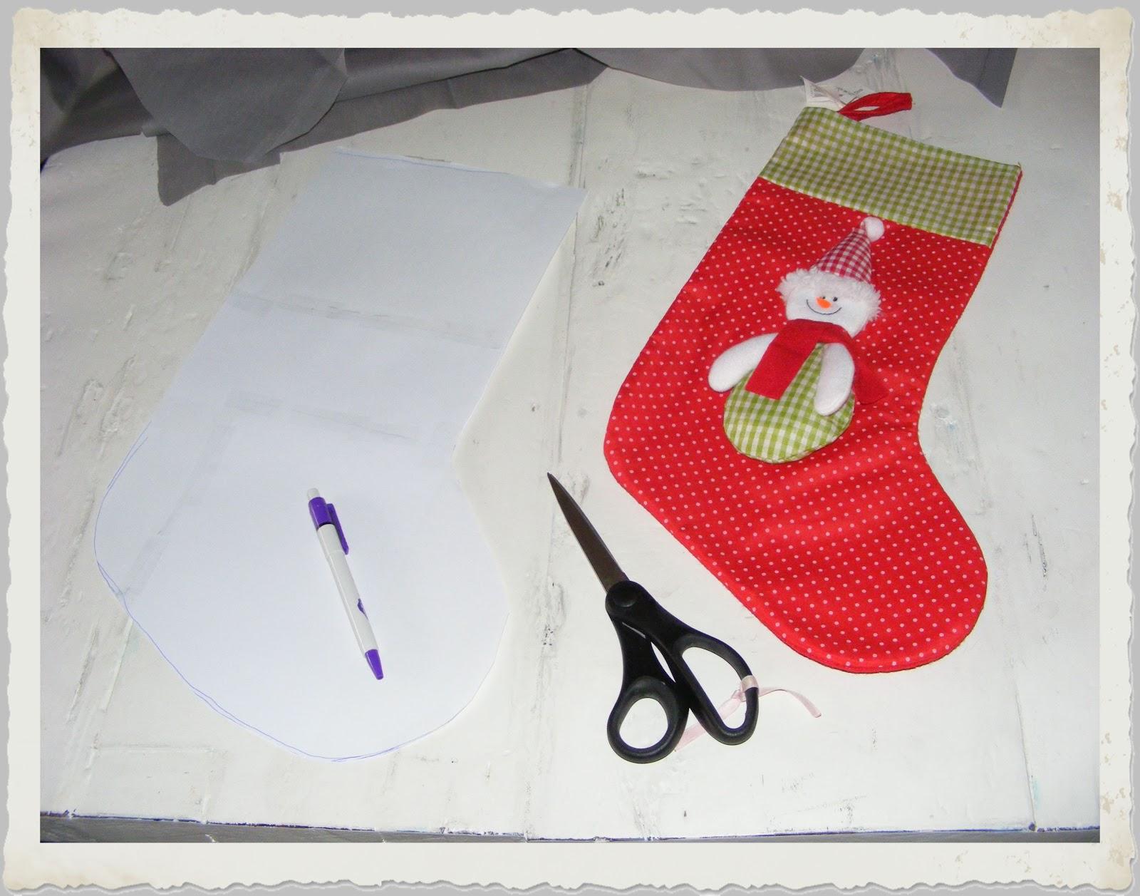 A christmas home je eigen kerstsok ontwerpen for Je eigen woonkamer ontwerpen