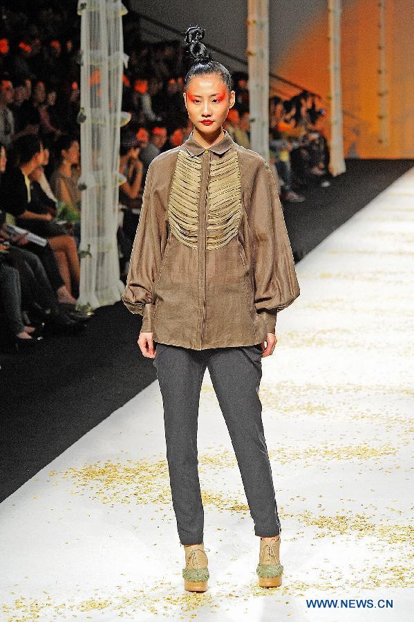 Shnaghai Fashion Week Oct