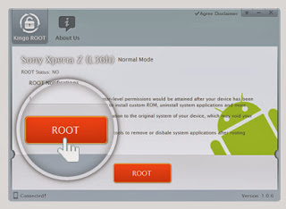 Root your android devices