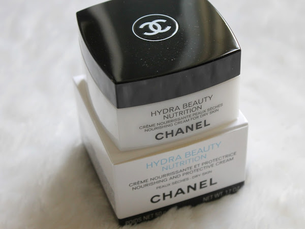 Chanel Hydra Beauty Nutrition Crème
