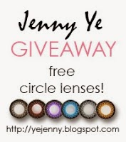 Get Dolly eyes giveaway!