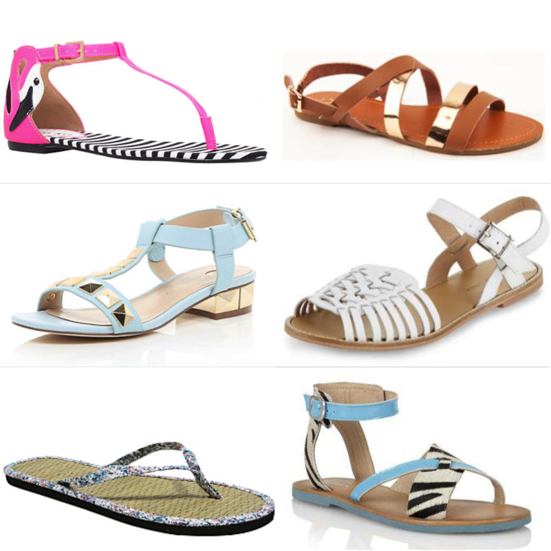 Summer Sandals Wishlist