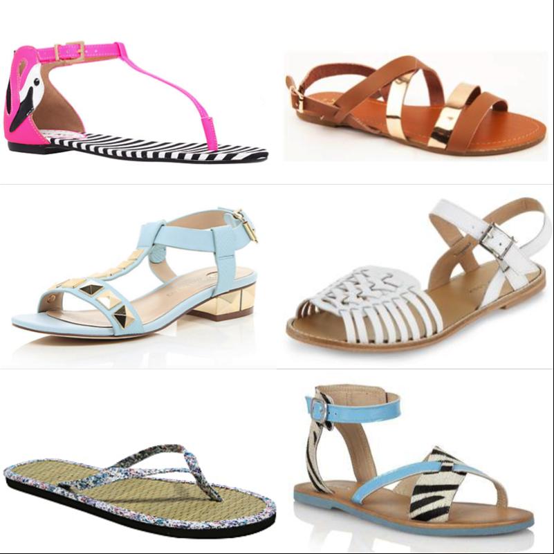 Summer Sandals Wishlist