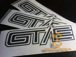Opel Manta GT/E decals