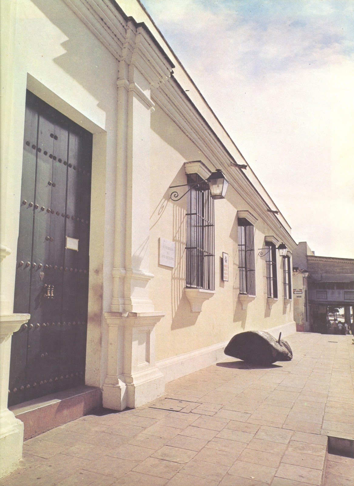 Museo De Ciudad Bol Var Casa Del Correo Del Orinoco