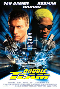 Double Team Poster