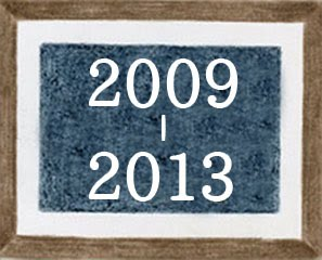 2009年~2013年のブログ