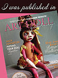 SKULPTOOLS IN ART DOLL QUARTERLY