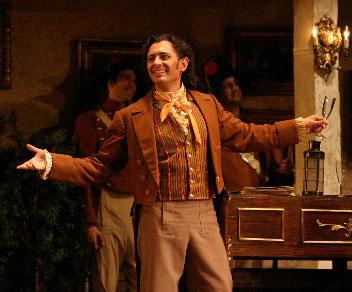 Brett Polegato as Figaro