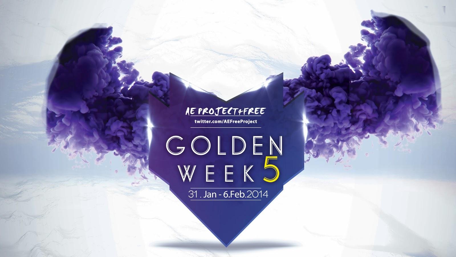 Golden Week 5
