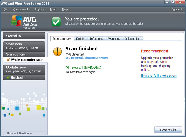 How to Install AVG AntiVirus Free 10 Steps (with Pictures)