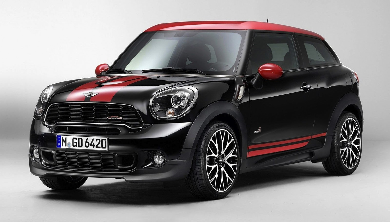mini cooper 2013 paceman jcw wallpaper world. Black Bedroom Furniture Sets. Home Design Ideas