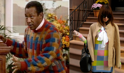 Outfit Postbill Cosby Sweater Fashionista New York Girl