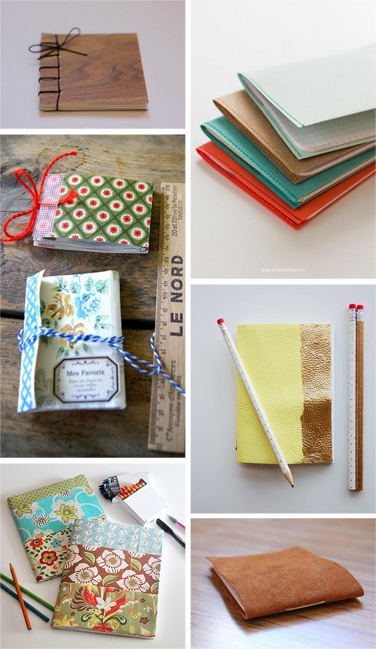 DIY Monday # Note books