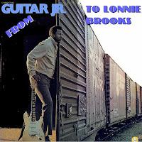 LONNIE BROOKS: From Guitar Jr to Lonie Brooks