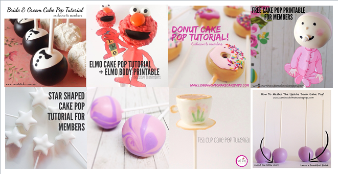 Learn how to make perfect cake pops