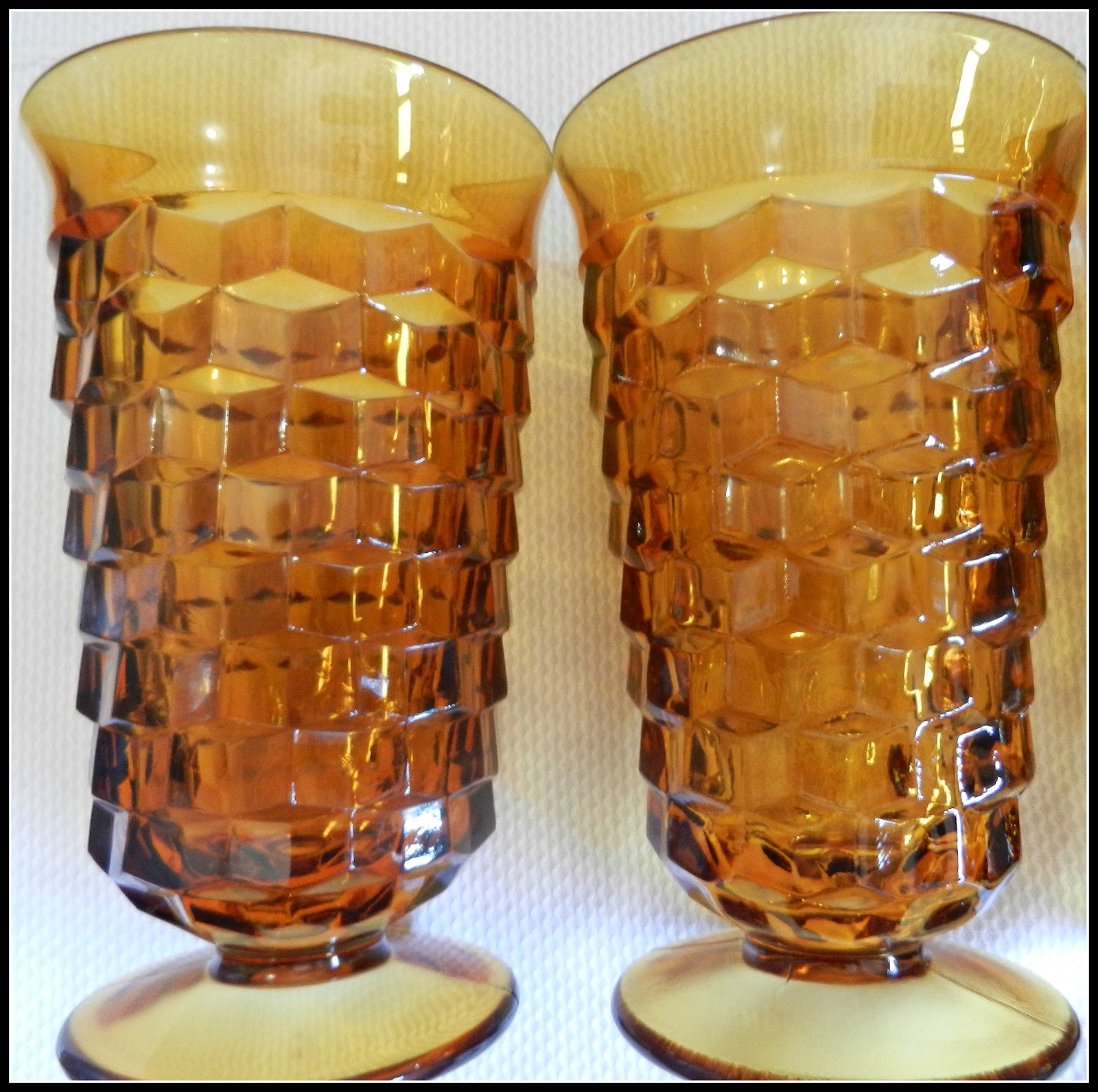 just added some really cool vintage drinking glasses to my etsy store