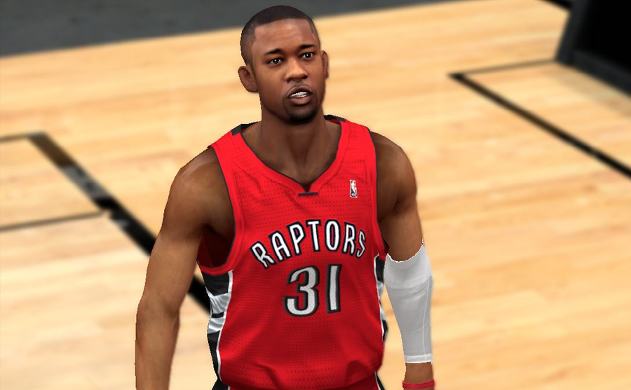 NBA2K Mod Terrence Ross