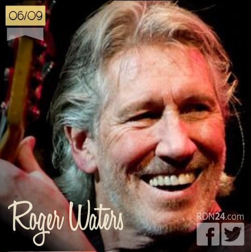 06 de septiembre | Roger Waters - @rogerwaters | Info + vídeos