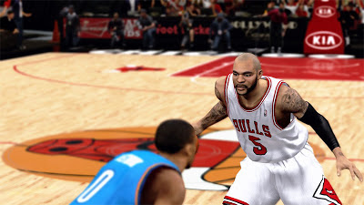 NBA 2K13 Carlos Boozer Cyberface NBA2K Patch
