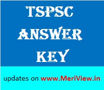 TSPSC All Exams Answer key