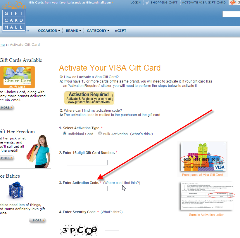 Visa Gift cards can be used for purchases just like you use your other cards. Many Visa Gift cards are activated automatically upon purchase and may be used immediately. However, some cards must be activated before they can be used. Follow the activation instructions provided by .