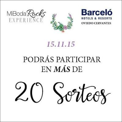 Sorteos Asturias Mi Boda Rocks Experience Oviedo 2015