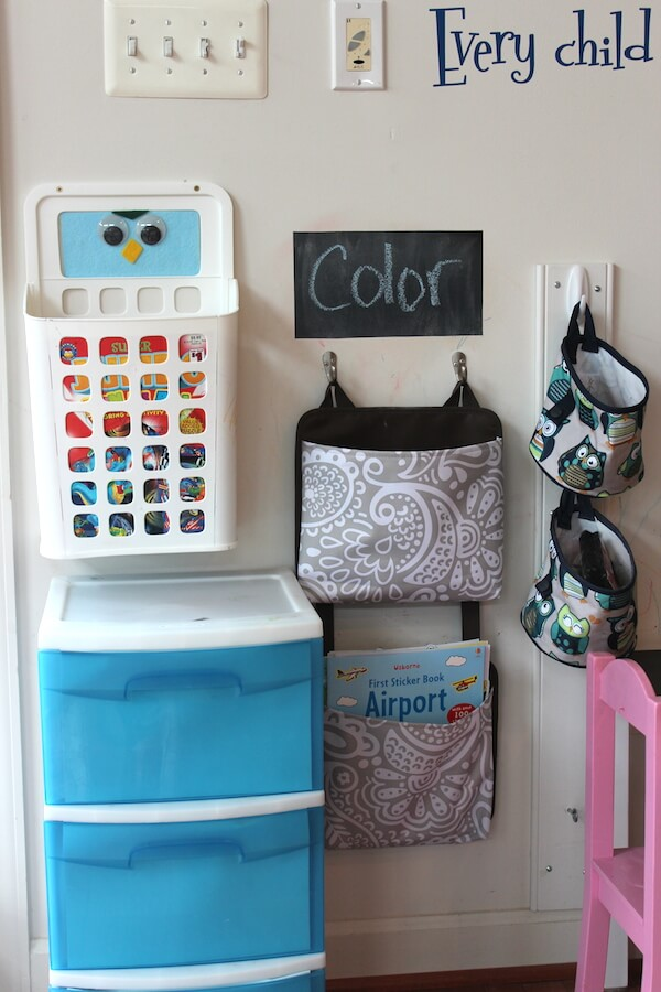 5 Ways To Organize Your Playroom Sunny Day Family