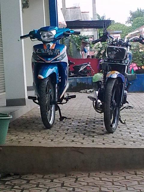 Modif Yamaha Alpa