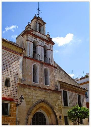 Iglesia Stma. María la Blanca- Sevilla
