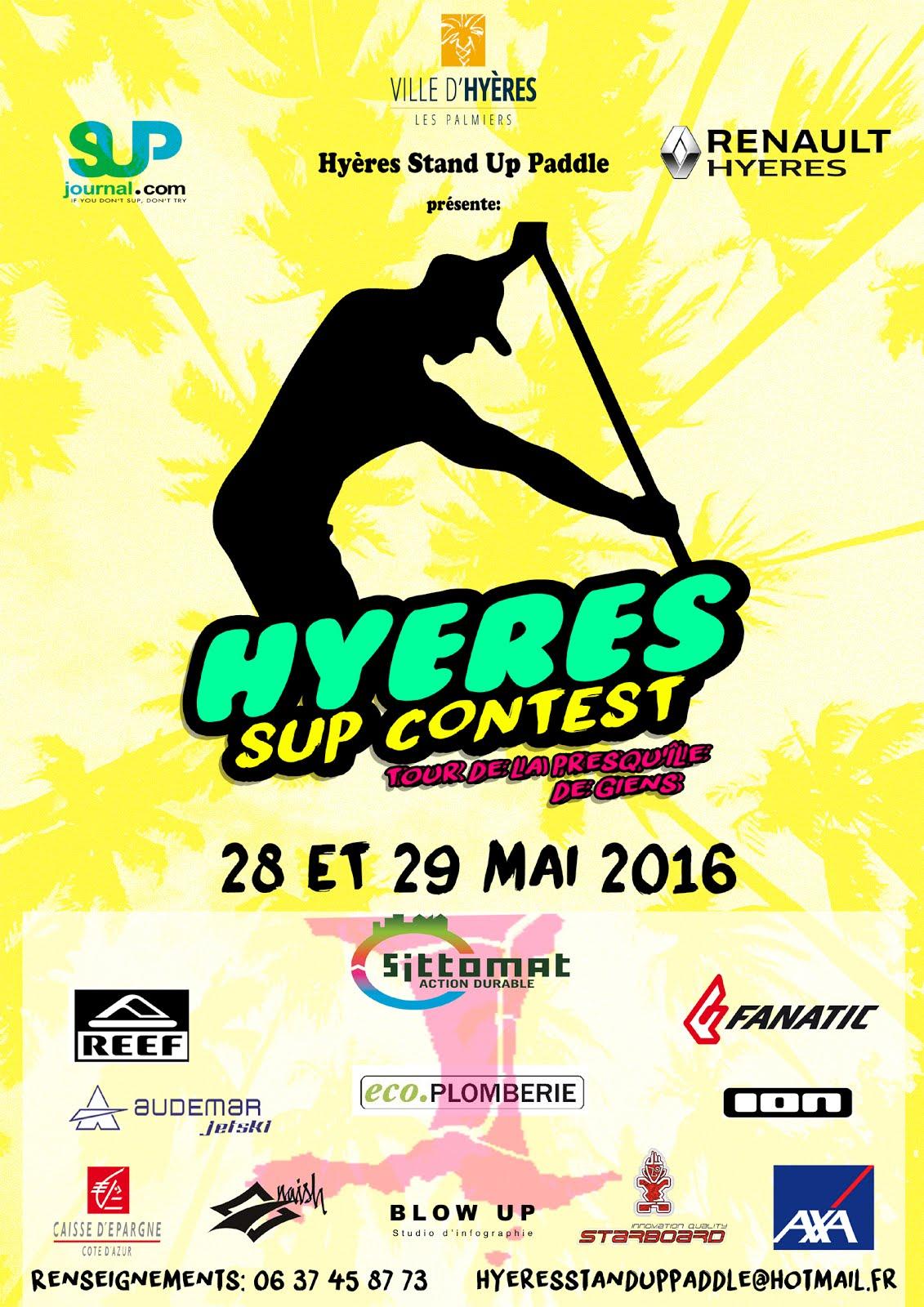 HYERES SUP CONTEST