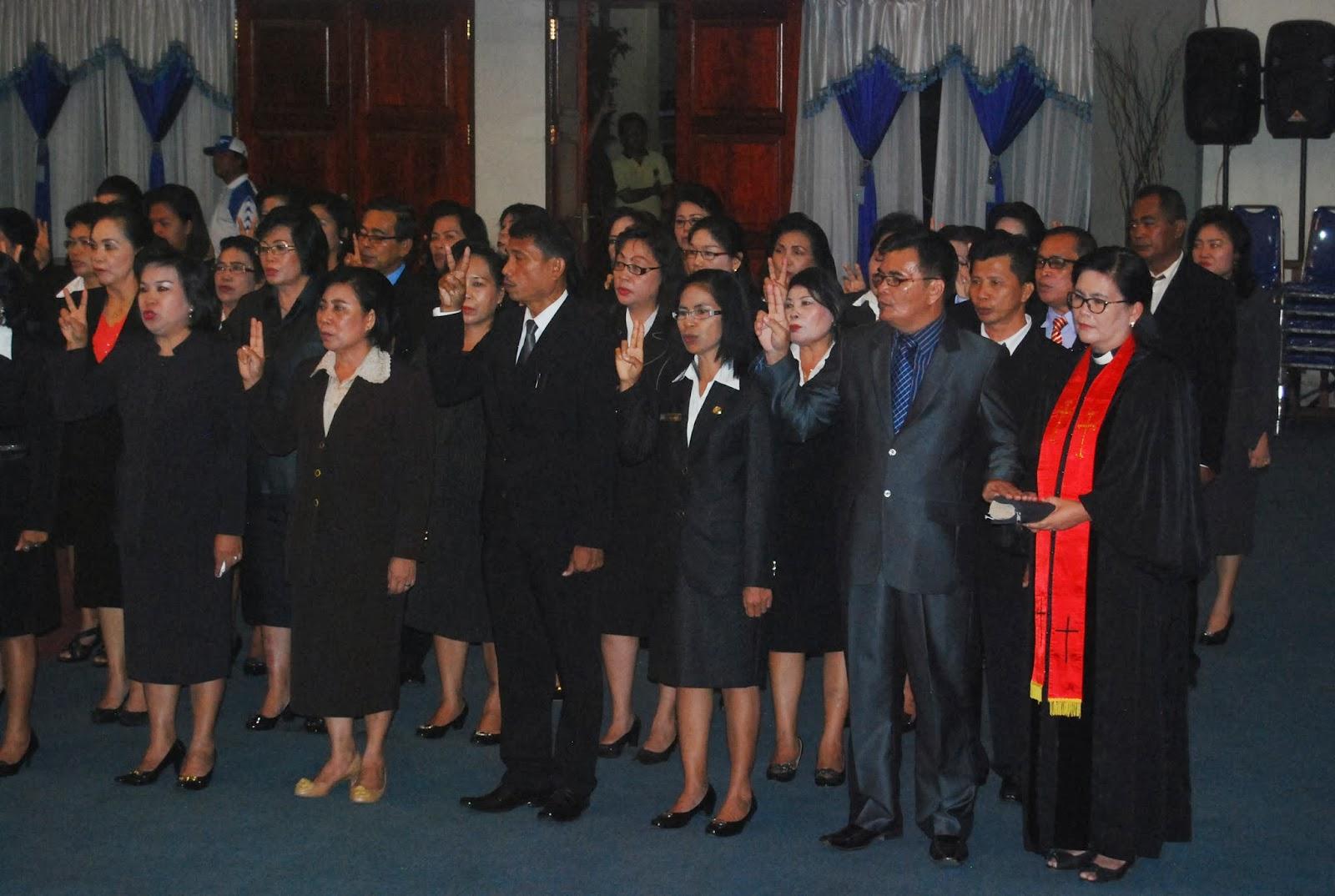 Humas Pemkot Manado 68 Kepala Sekolah Sd Smp Smk Resmi