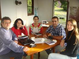 Instituto se reúne com presidente da Câmara Municipal de Itamonte