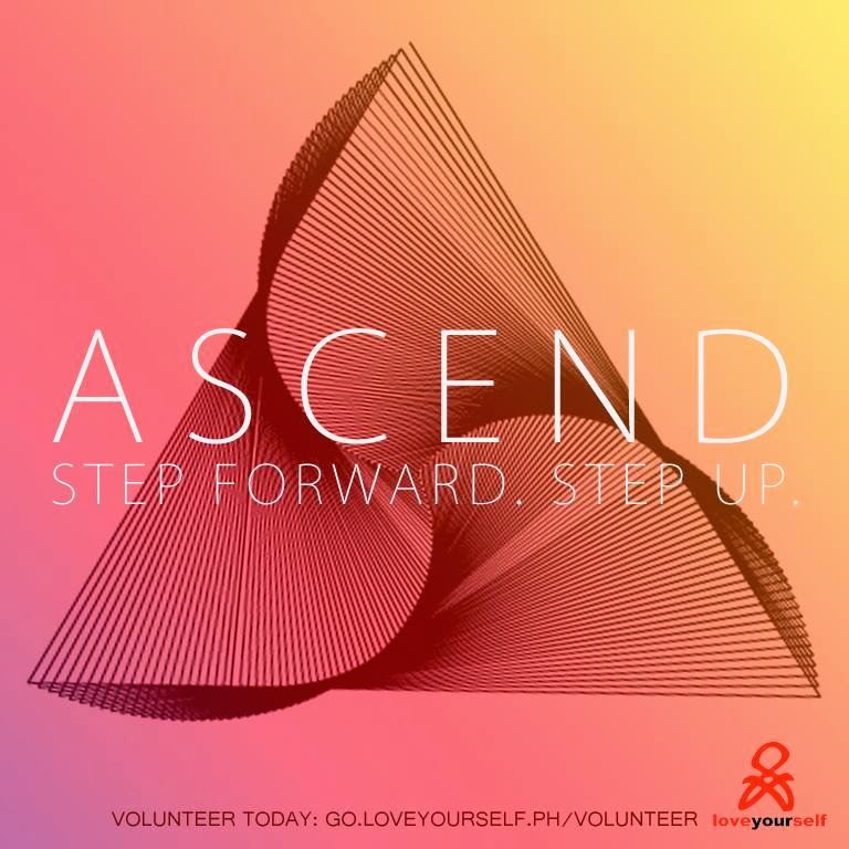 Join Love Yourself - Batch Ascend
