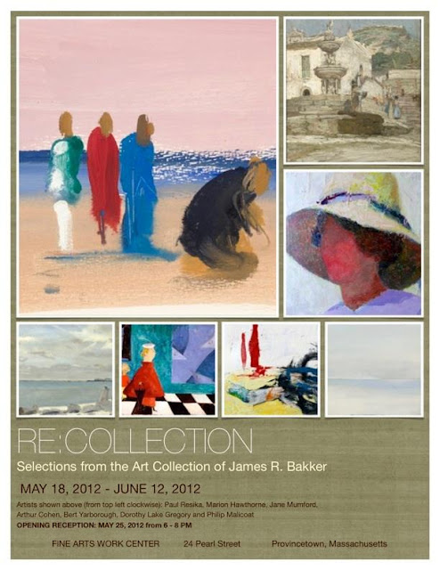 May 25 - Fine Arts Work Center - Selections from James R. Bakker 6-8pm