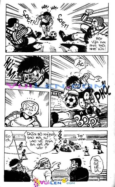 Jindodinho - Đường Dẫn Đến Khung Thành III  Tập 9 page 124 Congtruyen24h