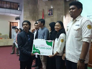 CONGRATULATION FOR THE CHAMPION OF INDONESIA LANDSCAPE DESIGN COMPETITION (ILDC) 2015