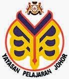 Jawatan Kerja Kosong Yayasan Pelajaran Johor (YPJ) logo www.ohjob.info november 2014
