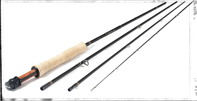 Scott's Radian fly rod