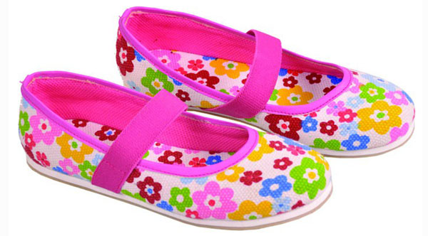 Model Sepatu Anak Perempuan