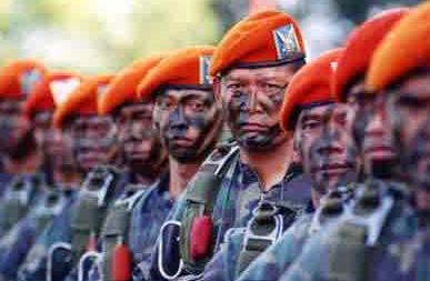 Tunjangan Kinerja Remunerasi TNI POLRI Naik