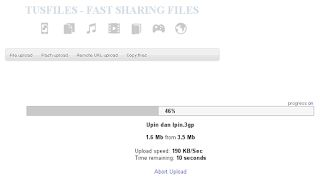 Proses Upload File