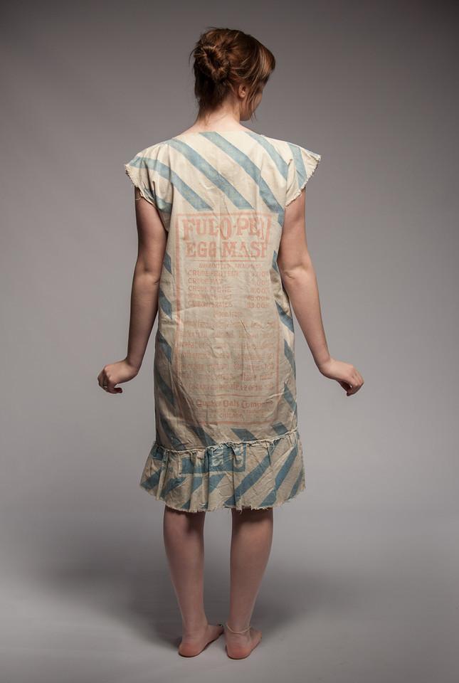 20s feed sack fashion a quaker oats dress the great