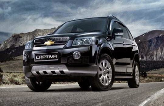 Chevrolet Captiva Sport Review
