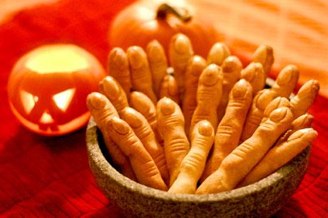 Cute Food For Kids 27 Halloween Finger Food Ideas
