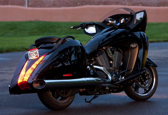 Victory Cross Country 8 Ball 2015 New - Best Motorcycle in The World